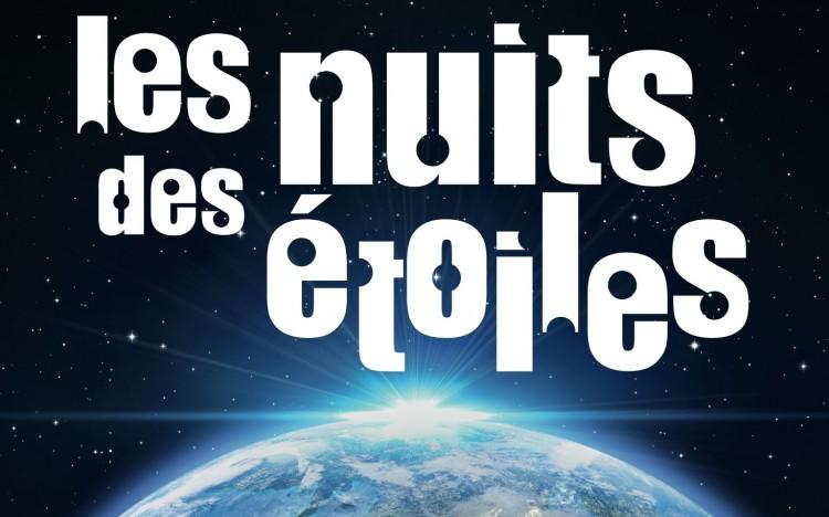 Affiche Nuits des Etoiles (source: AFA)